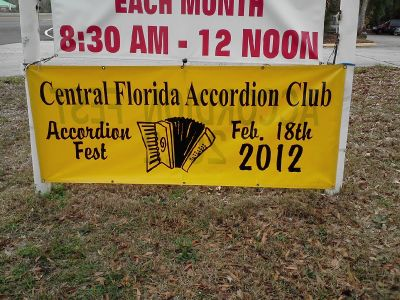 2012 AccordionFest Banner - FUN day!